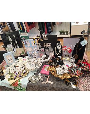 2016年 4月阪急うめだ百貨店開催JOICFPチャリティーイベント出店2